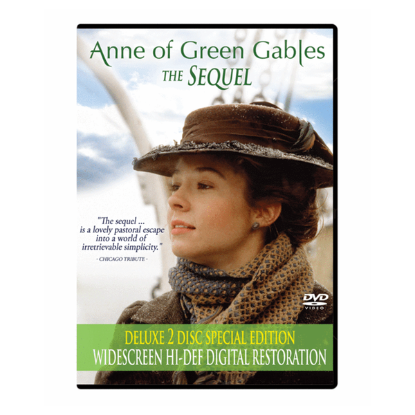 Anne of Green Gables: The Sequel (Anne of Avonlea) - Digitally Remastered Widescreen DVD