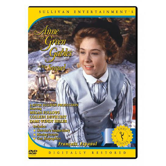 Anne of Green Gables: The Sequel (Anne of Avonlea) Standard Fullscreen