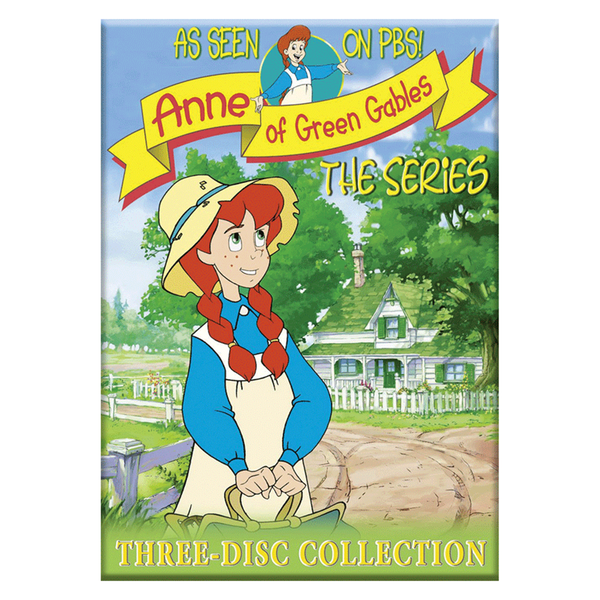 Anne of Green Gables: The Animated Series, Vol 1-3 Box Set -Standard Fullscreen