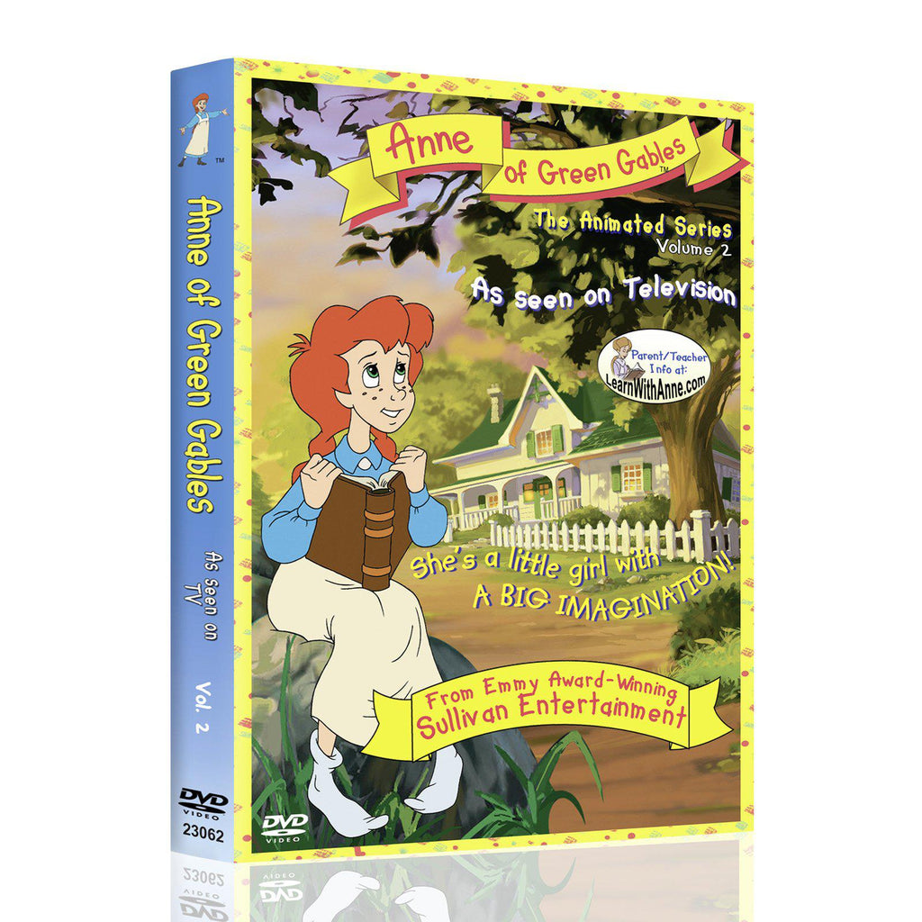 Le Bonheur Au Bout Du Chemin: The Animated Series, Volume 2 (French NTSC DVD) Standard Fullscreen