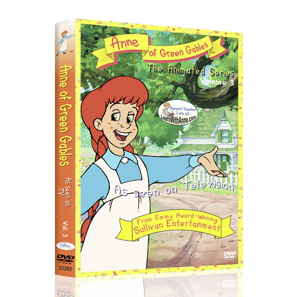 Le Bonheur Au Bout Du Chemin: The Animated Series, Volume 3 (French NTSC DVD) Standard Fullscreen