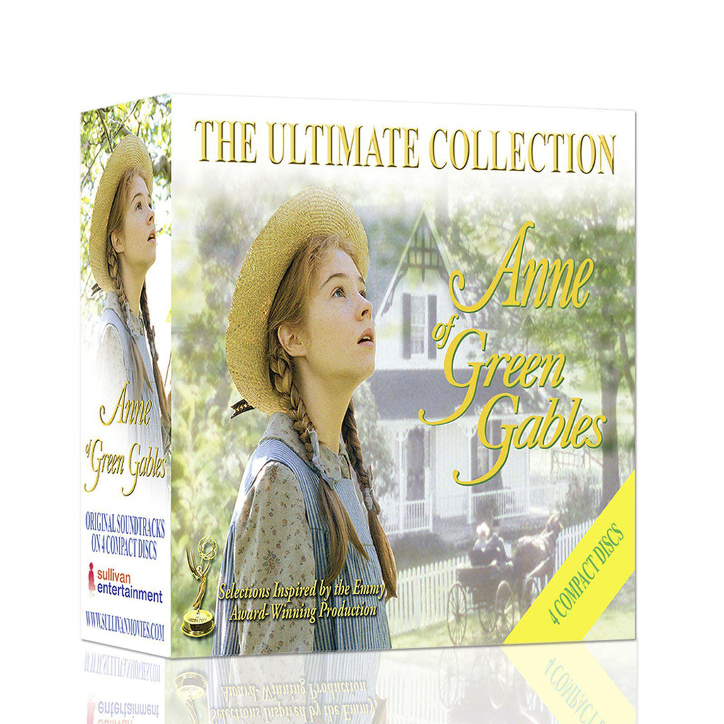 Anne of Green Gables Music CD