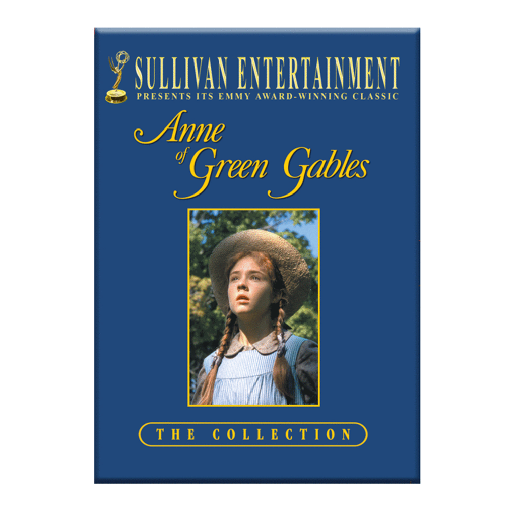 Anne of Green Gables: Trilogy Box Set (PAL DVD) Standard Fullscreen