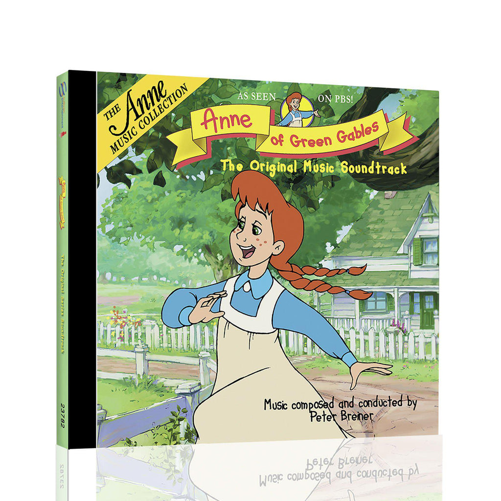 Anne: The Animated Series Soundtrack CD
