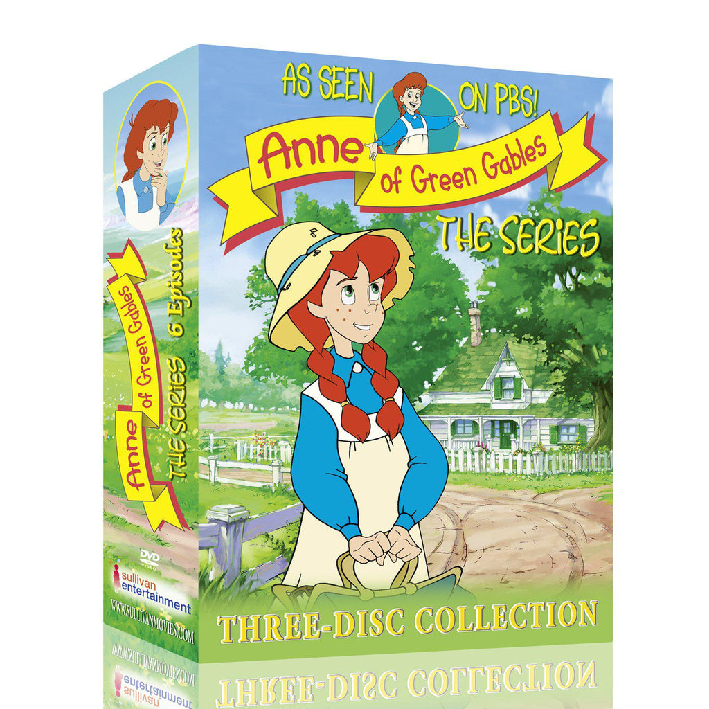 Le Bonheur Au Bout Du Chemin: The Animated Series, Vol 1-3 Box Set (French NTSC DVDs) Standard Fullscreen