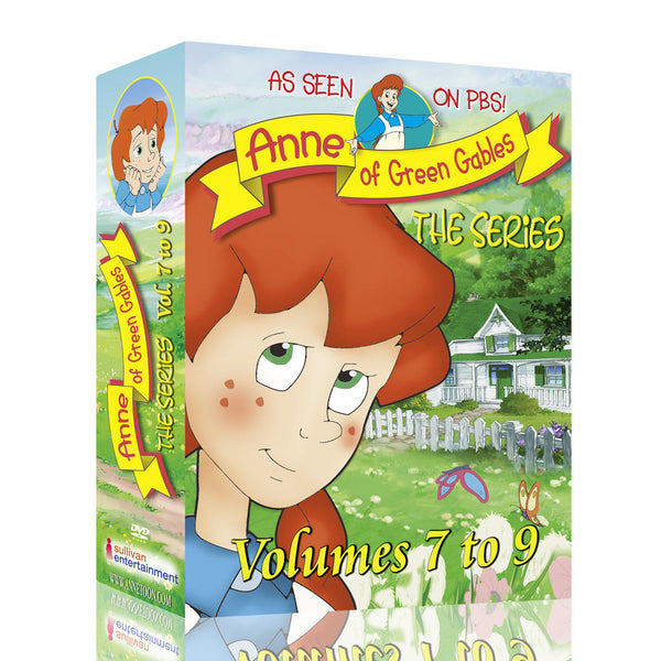 Le Bonheur Au Bout Du Chemin: The Animated Series, Vol 7-9 Box Set (French NTSC DVD) Standard Fullscreen