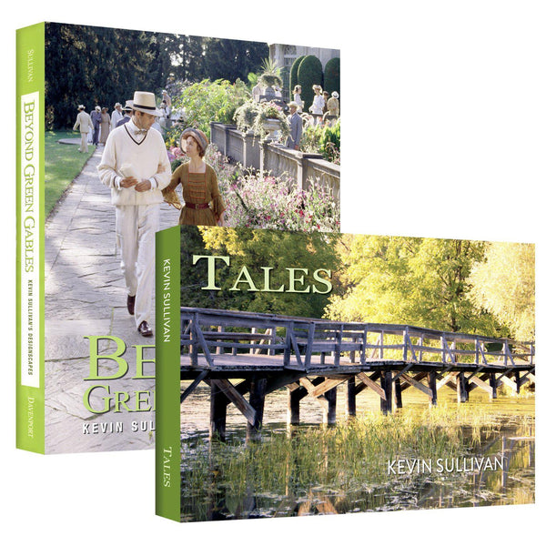 Anne of Green Gables Hard Cover Coffee Table Book Package by Kevin Sullivan