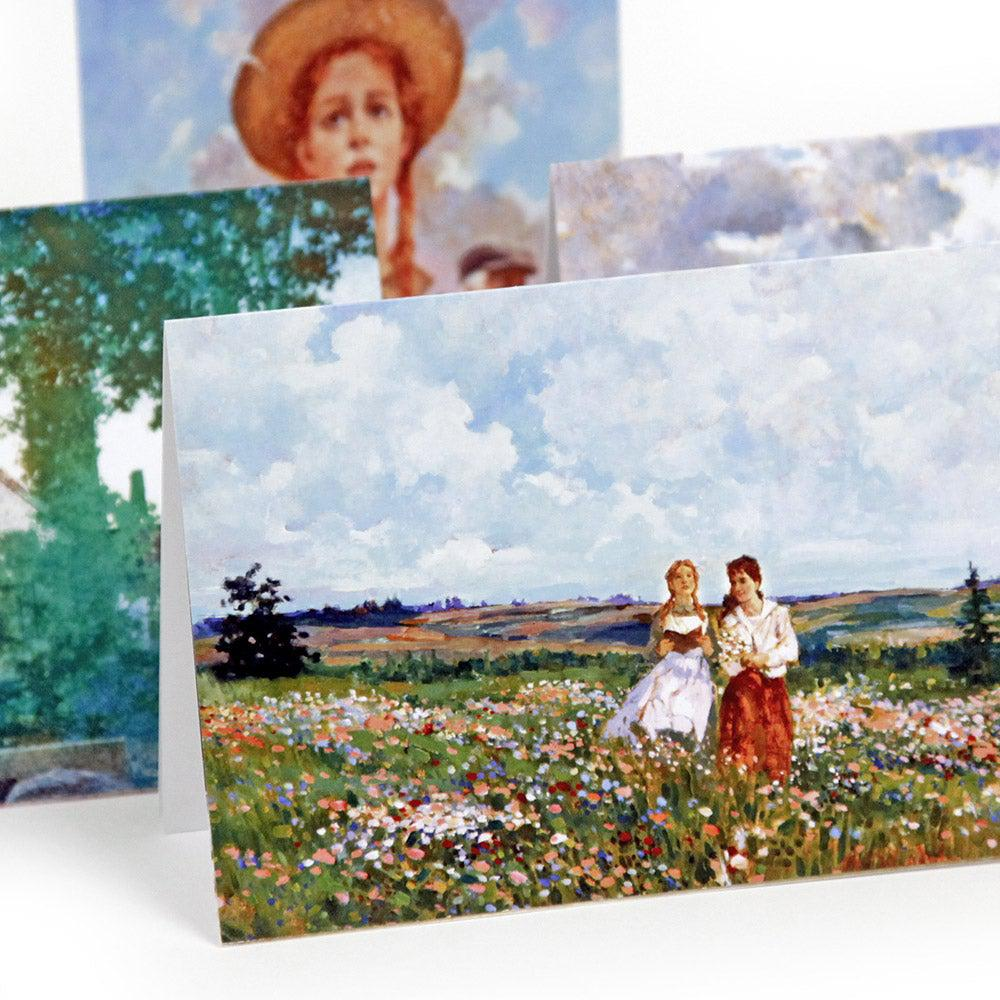 Anne of Green Gables Greeting Cards