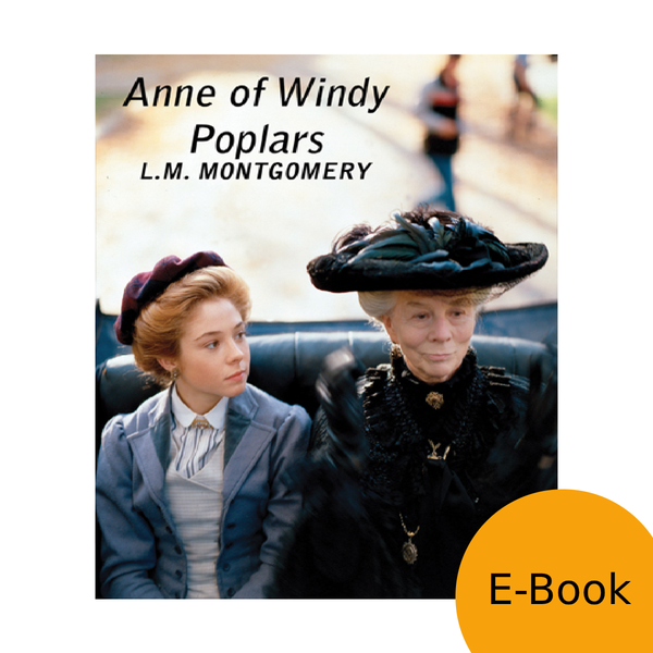 Anne of Windy Poplars (eBook)