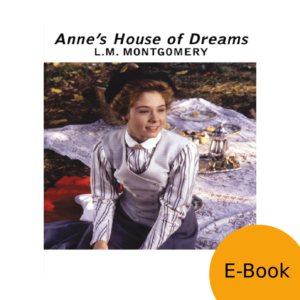 Anne's House of Dreams (eBook)
