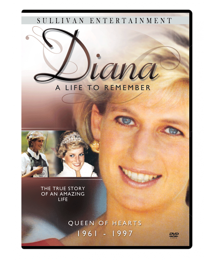 Diana: A Life To Remember - Standard Fullscreen