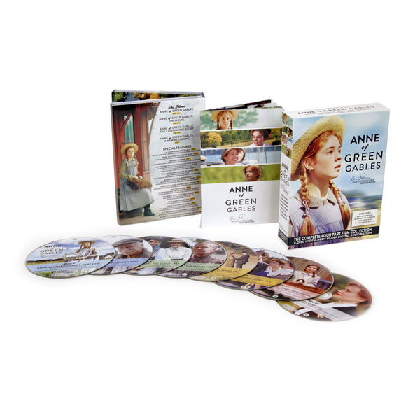 Replacement Disc for Anne of Green Gables Restoration 8 Disc DVD Set