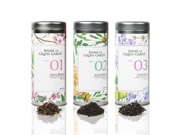 Anne of Green Gables: Spring Tea Collection