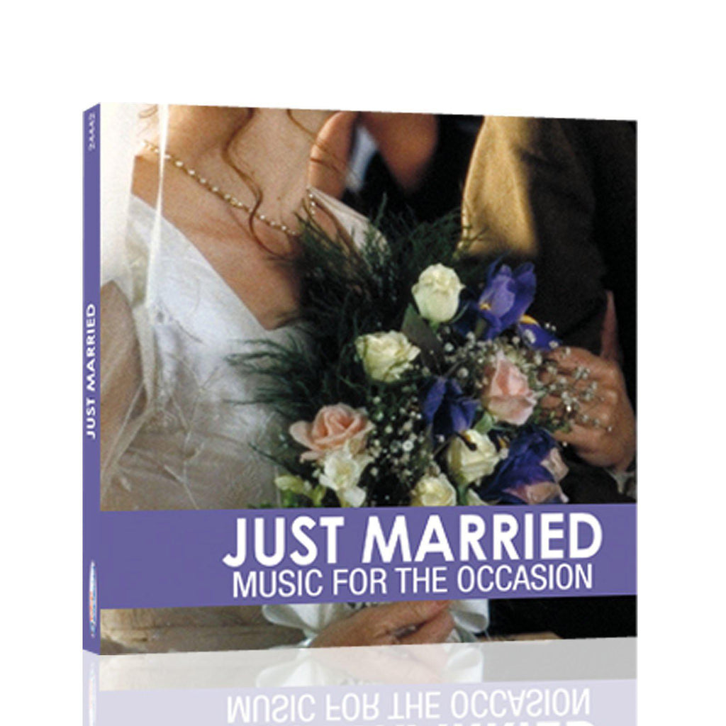 Just Married: Music for the Occasion CD