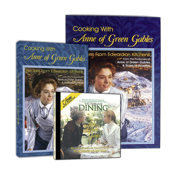 Cooking with Anne of Green Gables Set
