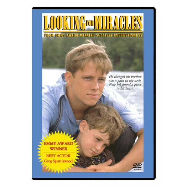 Looking for Miracles DVD (1989) -Standard Fullscreen