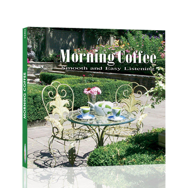 Morning Coffee: Smooth and Easy Listening CD