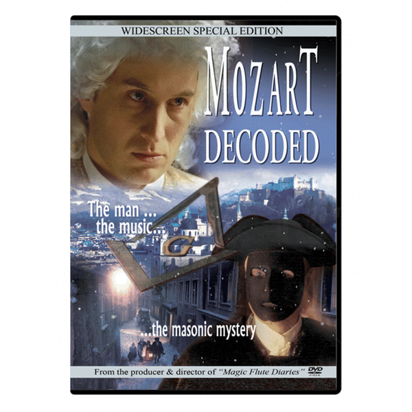 Mozart Decoded Documentary-(2008) Standard Fullscreen