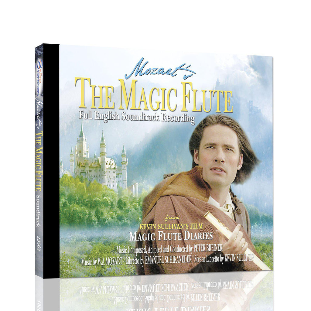 Mozart's The Magic Flute Soundtrack CD