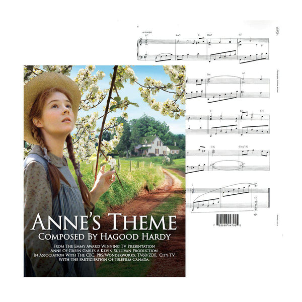 Anne's Theme Sheet Music