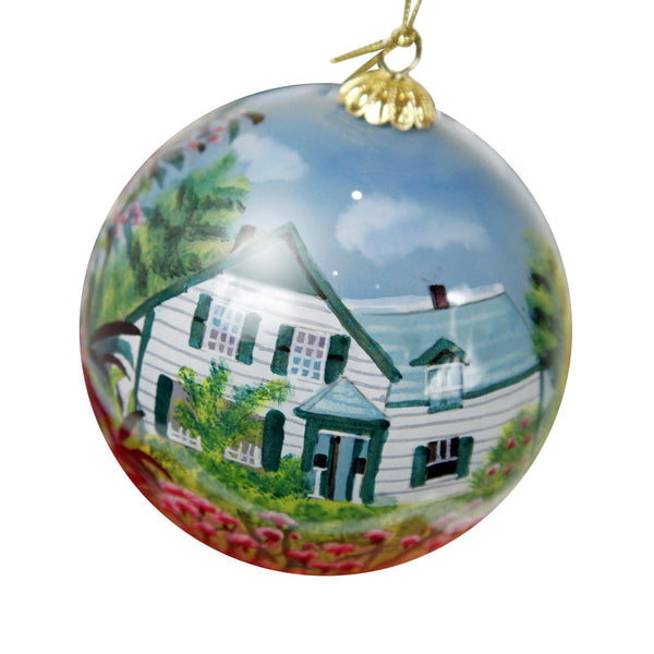 "Green Gables 3"" Christmas Tree Ornament"