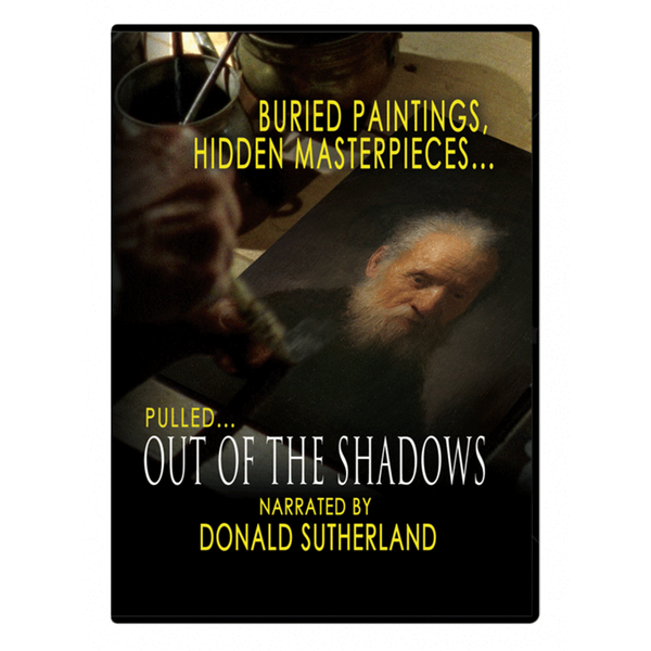Out of the Shadows-Hidden Masterpieces Widescreen DVD (2012)