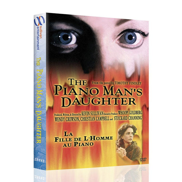 The Piano Man's Daughter (French NTSC DVD)