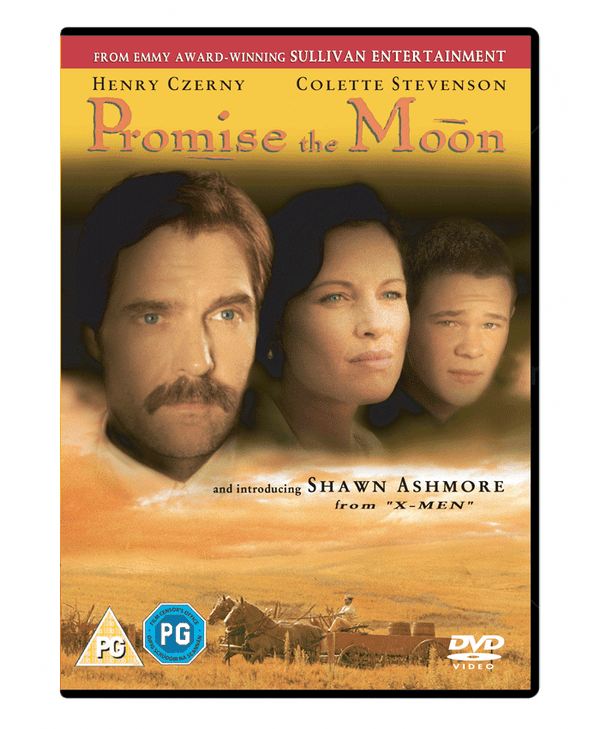 Promise The Moon (PAL DVD) Standard Fullscreen