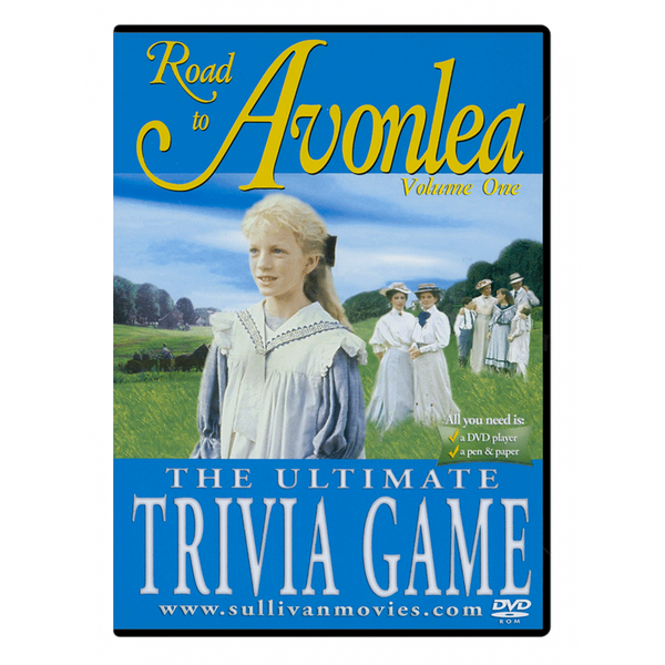 Road to Avonlea: The Ultimate Trivia Game Standard Fullscreen-For The Entire Family