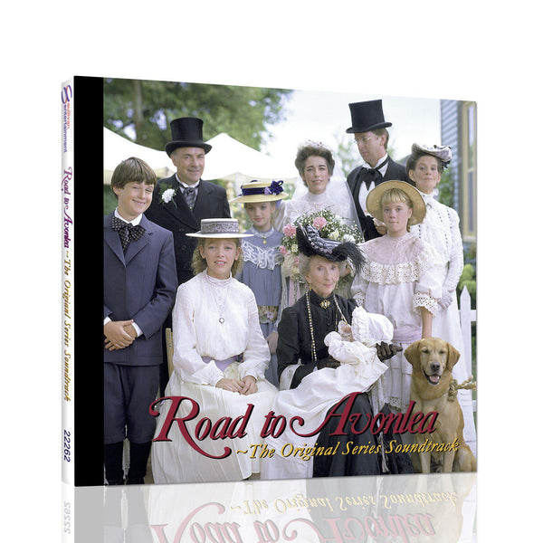 Road to Avonlea: The Original Series Soundtrack CD