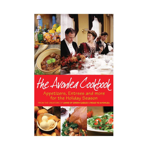 The Avonlea Cookbook-ebook