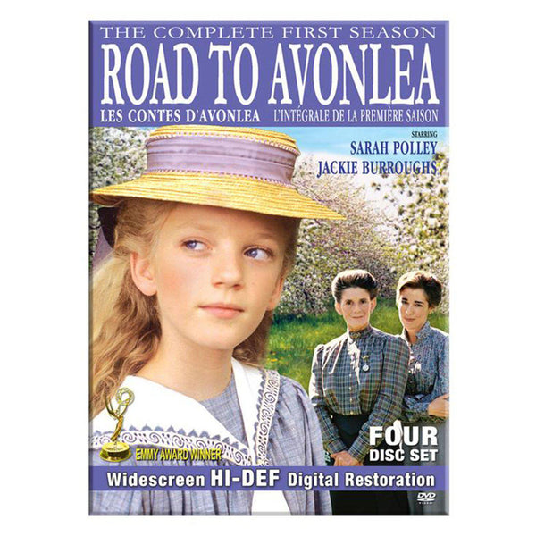 Road To Avonlea - Complete Season One Widescreen Edition (2009)
