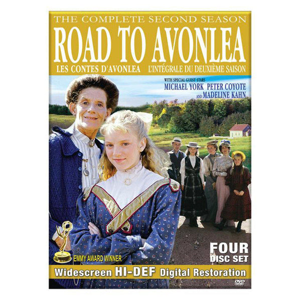 Road To Avonlea - Complete Season Two Widescreen Edition (2009)
