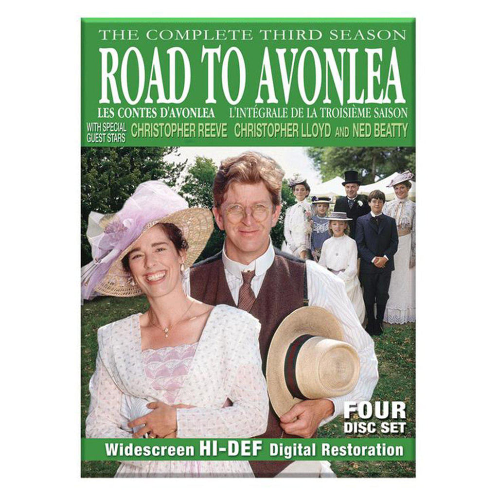 Road To Avonlea - Complete Season Three, Widescreen Edition (2010)