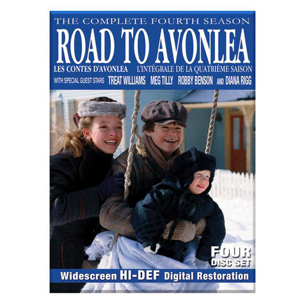 Road To Avonlea - Complete Season Four, Widescreen HD Edition (2011)