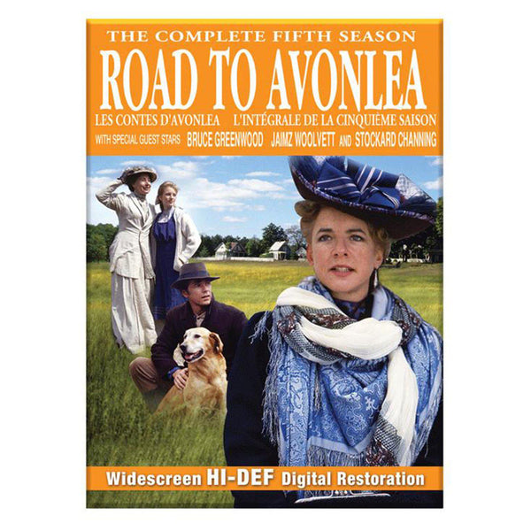 Road To Avonlea - Complete Season Five, Widescreen Edition DVD