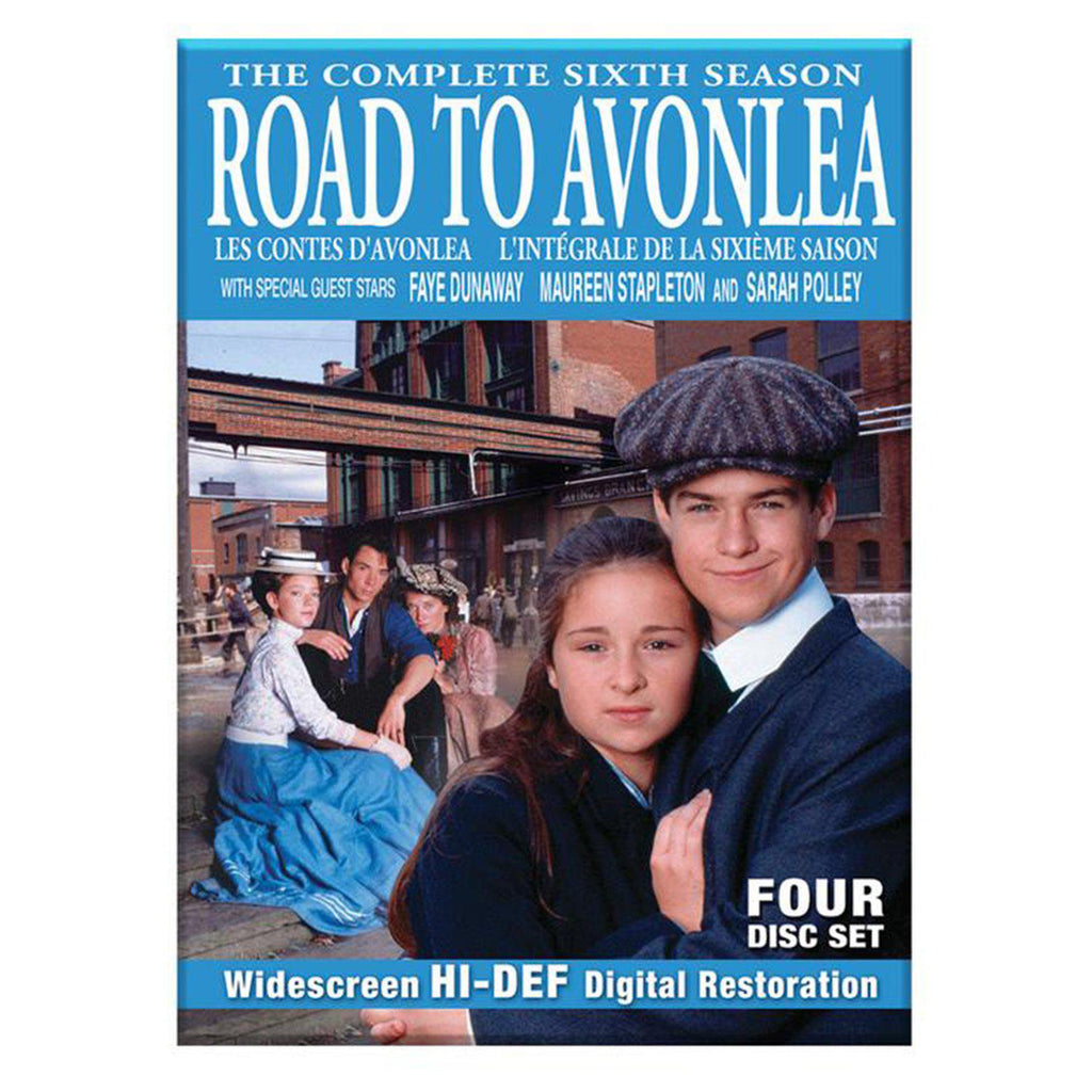 Road To Avonlea - Complete Season Six, Widescreen Edition (2011)