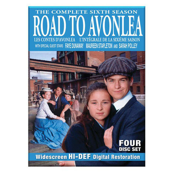 Road To Avonlea - Complete Season Six, Widescreen HD Edition (2011)