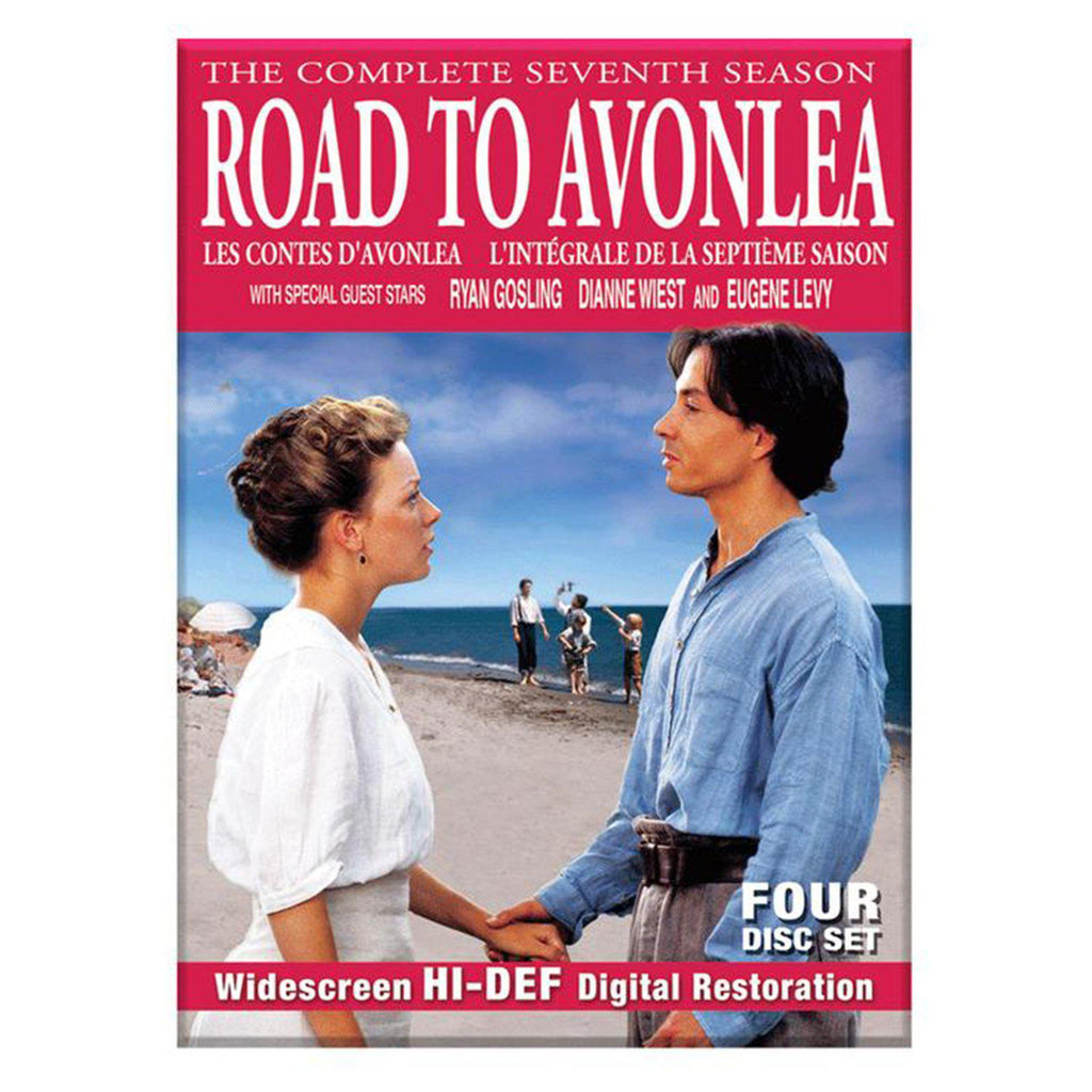 Road To Avonlea - Complete Season Seven, Widescreen Edition (2012)