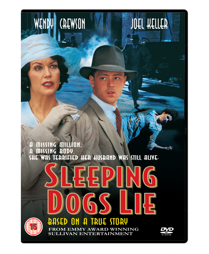 Sleeping Dogs Lie (PAL DVD) Standard Fullscreen