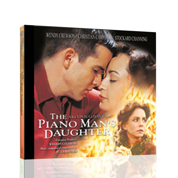 The Piano Man's Daughter Soundtrack CD