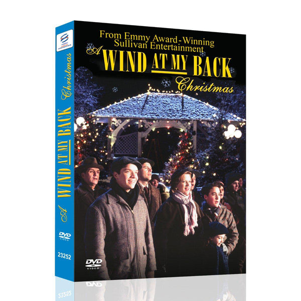Wind at My Back Christmas movie DVD