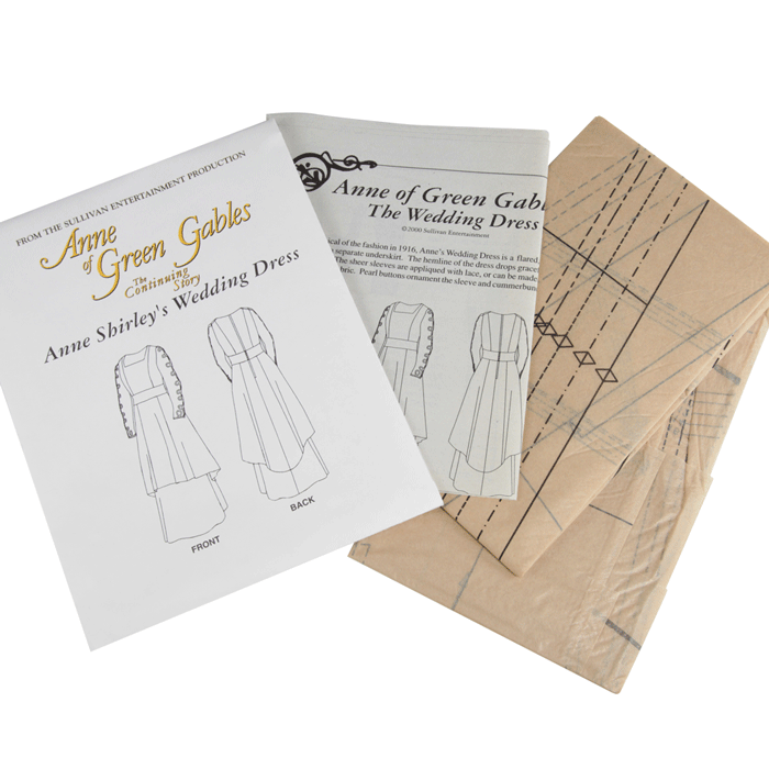 Anne: The Wedding Dress Pattern Collection