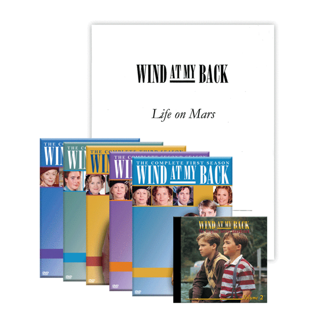 "Wind At My Back: The ""Life on Mars"" Gift Set"