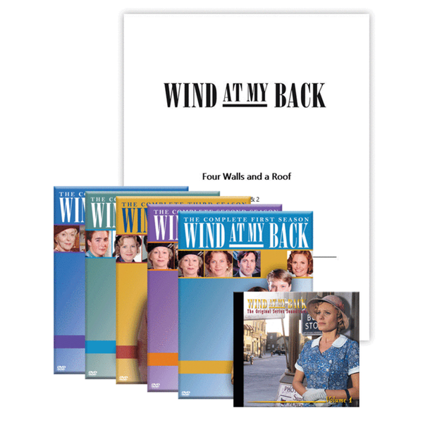"Wind At My Back: The ""Four Walls"" Gift Set"