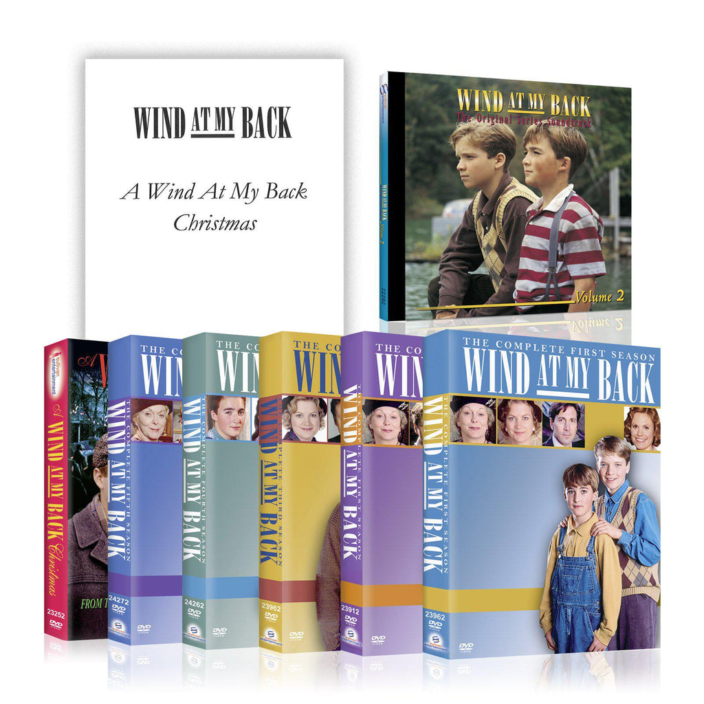 "Wind at My Back: The ""Christmas"" Gift Set"