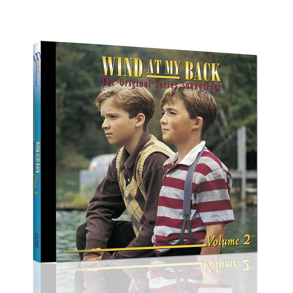 Wind at My Back: The Original Series Soundtrack CD Vol 2