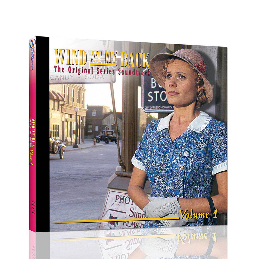 Wind at My Back: The Original Series Soundtrack CD Vol 1