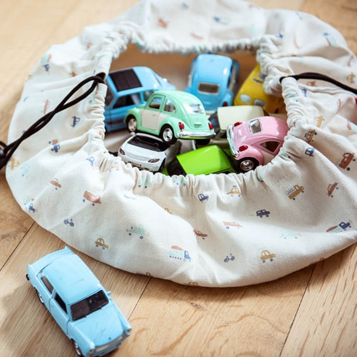 Petit Sac Rangement Voitures Play and Go