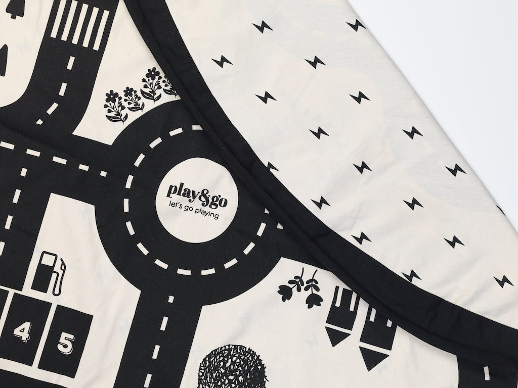 Sac Tapis Jeux Roadmap Play and Go